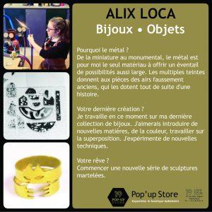 Pop'up Store Expo-boutique
