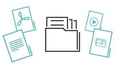 Partager des documents – Obtenir la synthèse